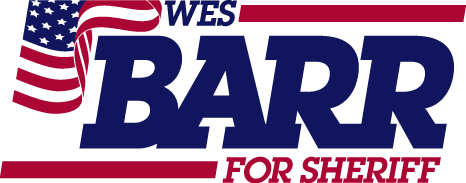 Wes Barr for Sheriff